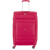 Delsey Indiscrete Expandable Trolley Case 69 cm Red