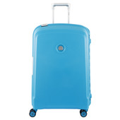 Delsey Belfort Plus 4 Wheel Trolley Case 70 cm Lightblue