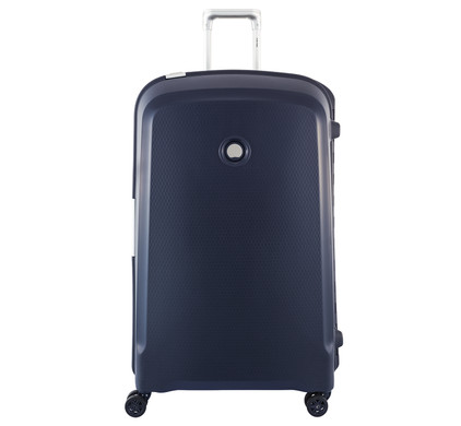 Delsey Belfort Plus 4 Wheel Trolley Case 82 cm Darkblue
