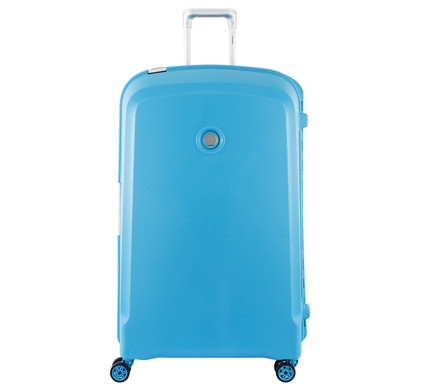 Delsey Belfort Plus 4 Wheel Trolley Case 82 cm Lightblue