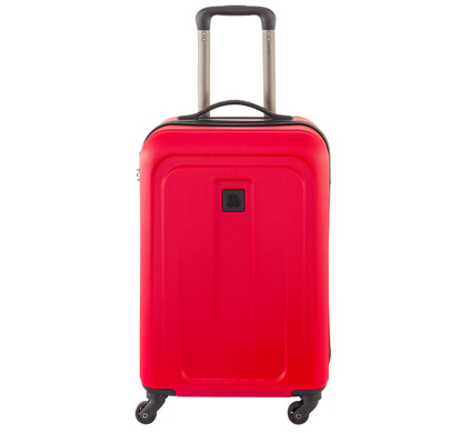 Delsey Epinette 4 Wheel Cabin Trolley Case 55 cm Red