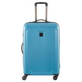 Delsey Epinette 4 Wheel Trolley Case 68 cm Blue