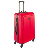 Delsey Epinette 4 Wheel Trolley Case 68 cm Red