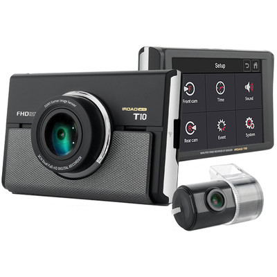 Image of IROAD T10 2CH Full HD WiFi en Touchscreen