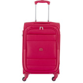 Delsey Indiscrete Trolley Case 56 cm Red