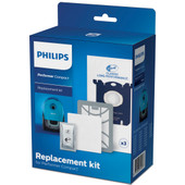 Philips Filter Vervangingsset FC8074/01