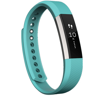 Fitbit Alta Polsband Classic Teal - S