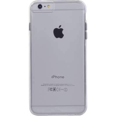 Image of Case-Mate Barely There Apple iPhone 6/6s Transparant