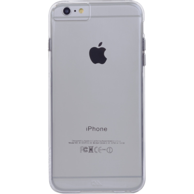 iPhone 6 Barely There Case Clear