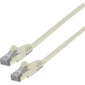 Valueline Netwerkkabel UTP CAT5e 20 meter Wit