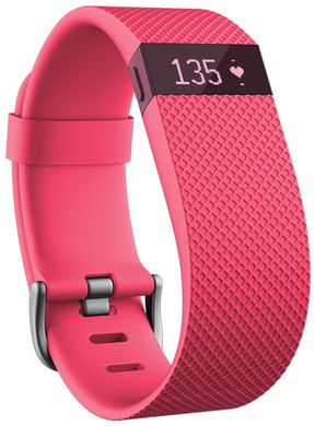 Fitbit Charge HR Pink - L