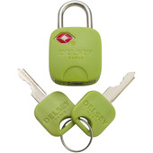 Delsey Travel Necessities TSA Key Padlock (USA) Lime