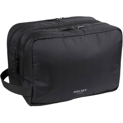 Delsey Expandable Wet Pack - Toilettas - Zwart