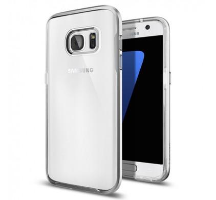 Spigen Neo Hybrid Samsung Galaxy S7 Zilver