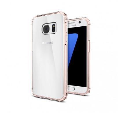 Spigen Crystal Armor TECH Samsung Galaxy S7 Roze