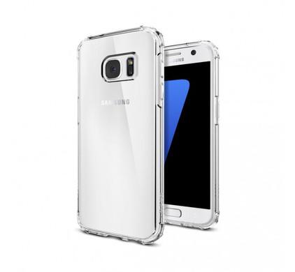 Spigen Crystal Shell Samsung Galaxy S7 Transparant