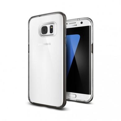 Spigen Neo Hybrid Crystal Samsung Galaxy S7 Edge Grijs