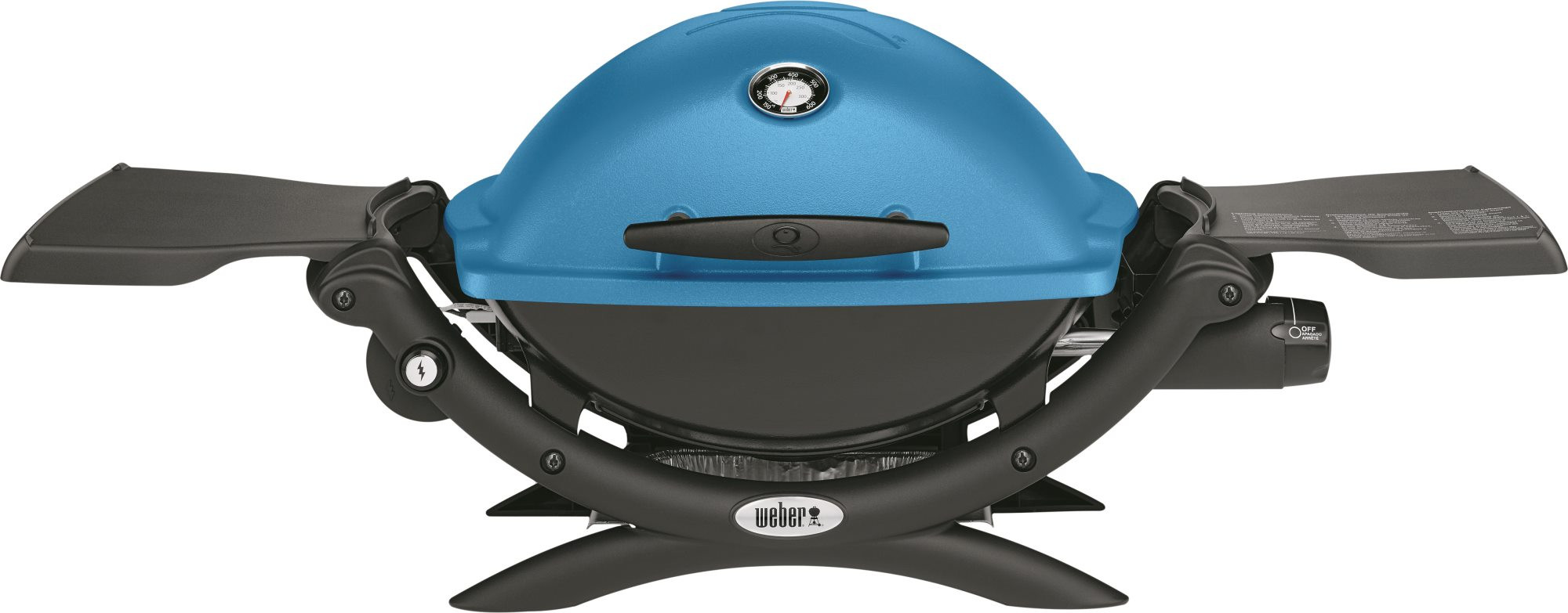 Barbecues Weber Q1200 blauw