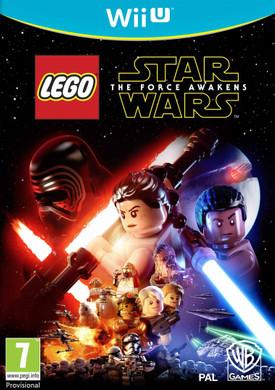 LEGO Star Wars: The Force Awakens Wii U