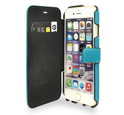 Valenta Booklet Smart Apple iPhone 6/6s Blauw