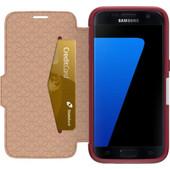 Otterbox Strada 2.0 Samsung Galaxy S7 Edge Rood