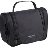 Delsey Travel Necessities Hanging Wet Pack M Black