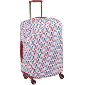 Delsey Travel Necessities Suitcase Cover M/L Eiffel Tower