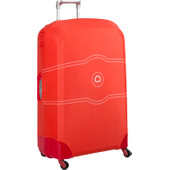 Delsey Travel Necessities Suitcase Cover M/L Red