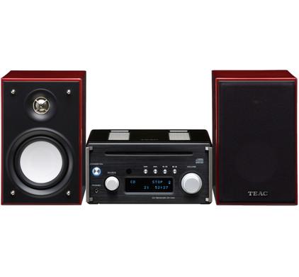 TEAC HR-X101 Zwart