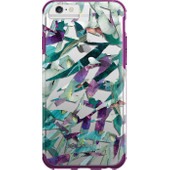 X-Doria Cover Apple iPhone 6/6s Revel Floral Palm Paars