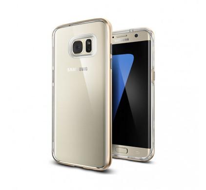Spigen Neo Hybrid Crystal Samsung Galaxy S7 Edge Goud