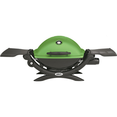 Barbecues Weber Q1200 Green