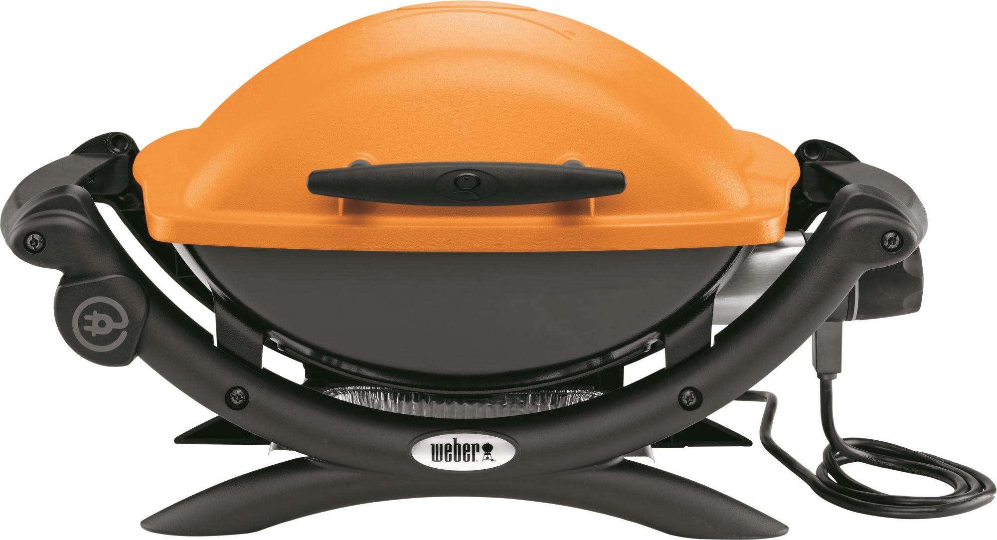 Barbecues Weber Q1400 Orange