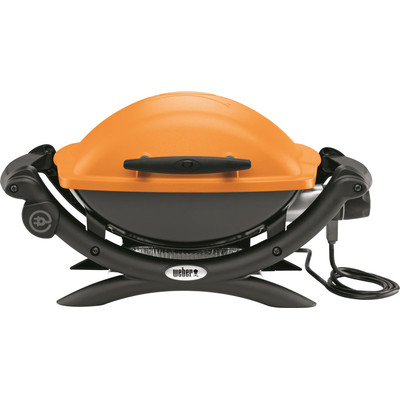 Barbecues Weber Q1400 Orange