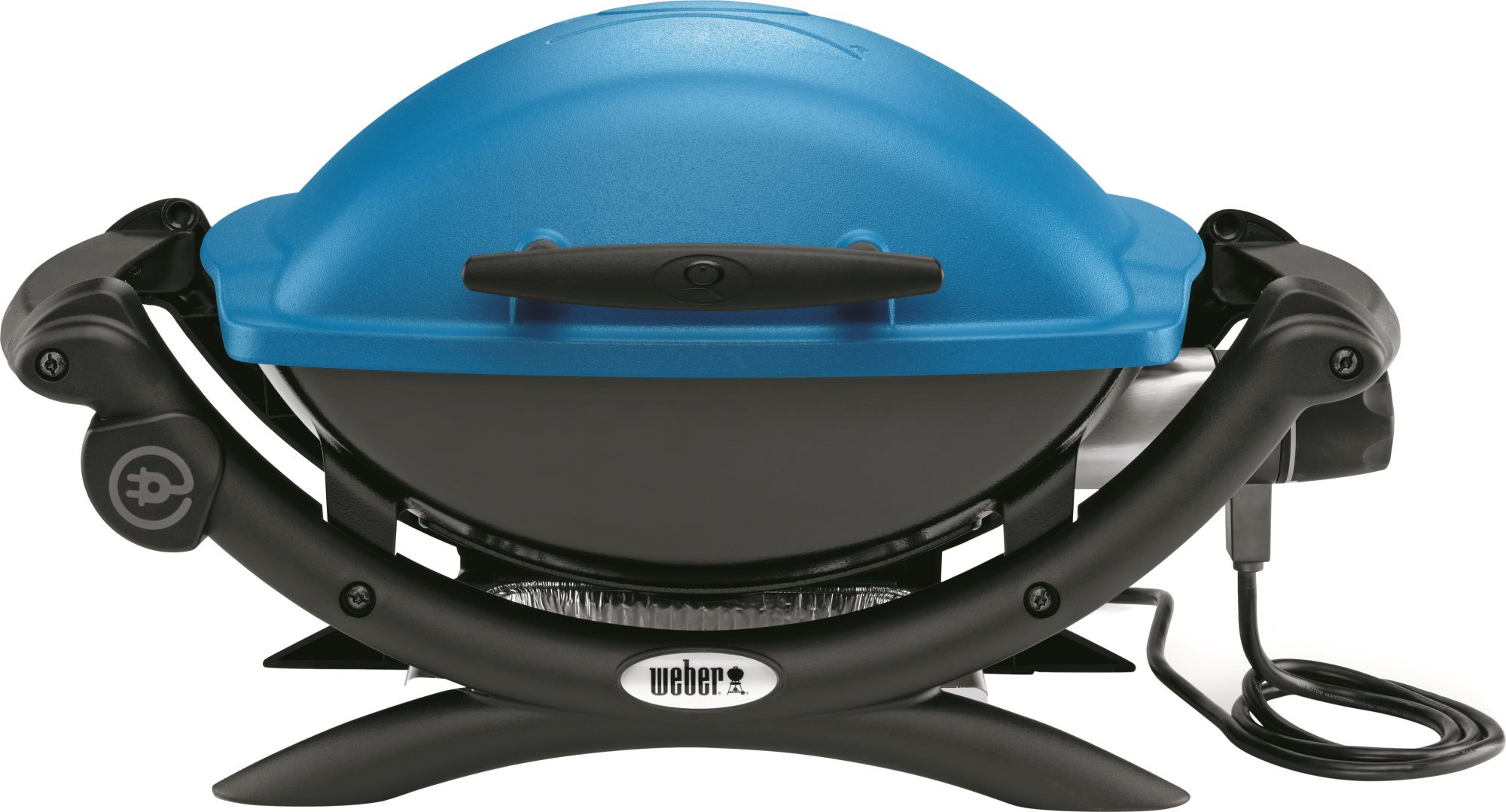 Barbecues Weber Q1400 blauw