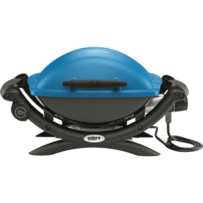 Barbecues Weber Q1400 Blue