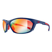 Julbo Race 2.0 Matt Blue/Red Zebra Light Fire