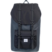 Herschel Little America Dark Shadow/Black/Black Rubber