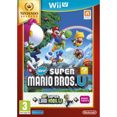 New Super Mario Bros. U + New Super Luigi U Select Wii U