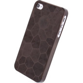 Xccess Honeycomb Cover Apple iPhone 4/4S Zwart
