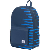 Herschel Settlement Navy/Cobalt Stripes