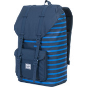Herschel Little America Navy/Cobalt Stripes