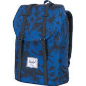 Herschel Retreat Jungle Floral Blue