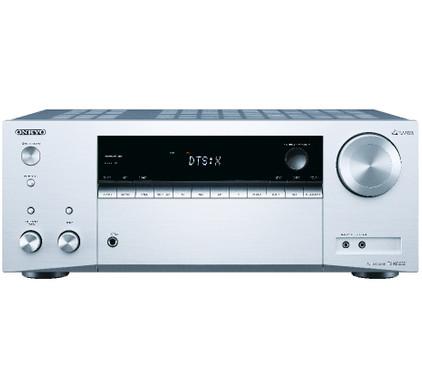 Onkyo TX-NR555 Zilver