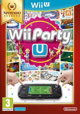 Wii Party U Select Wii U