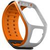 TomTom Spark/Runner 2 Horlogebandje Lichtgrijs/Oranje - L