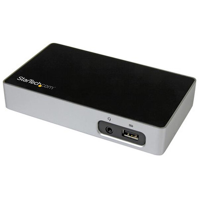 Image of StarTech USB3VDOCK4DP Docking Station