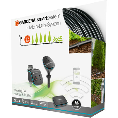 Image of Gardena Smart Watering Set Voor 25 Meter