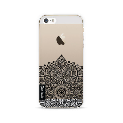 Image of Casetastic Softcover Apple iPhone 5/5S/SE Floral Mandala