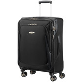 Samsonite X'Blade 3.0 Expandable Spinner 63 cm Black